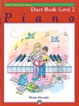 Alfred Basic Piano Duet Level 2 2232