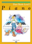 Alfred Basic Piano Duet Level 3 2234