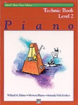 Alfred Basic Piano Technic Level 2 2465