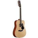 AD60-12 Alvarez 12 String Acoustic Guitar