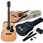 IJV50NT  Ibanez Acoustic Guitar Package