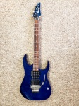 GRX-FM  Ibanez Electric Guitar - Flamed Maple Art