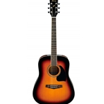PF15VS  Ibanez Acoustic Guitar - Vintage Sunburst