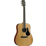 AD60  Alvarez Solid Top Acoustic Guitar - Natural