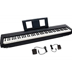 P45B  Yamaha 88-Key Digital Piano, Black