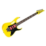 JEMJRSPYE  Ibanez Electric Guitar - Steve Vai, Yellow