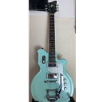 NEWPORT  Edison Reso-Glass Electric Guitar