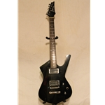 ICX-120 Ibanez Mini Iceman Electric Guitar - Black