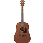 PF12MHOPN  Ibanez Dreadnought Mahogany Open Pore Natural