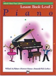 Alfred Basic Piano Lesson Level 2 2108