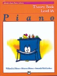 Alfred Basic Piano Theory Level 1A 2119