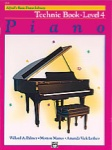 Alfred Basic Piano Technic Level 4 2519