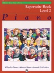 Alfred Basic Piano Repertoire Level 2 6188