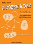 A Dozen A Day Book 2 HL00413826