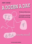 A Dozen A Day Mini Book HL00404073