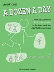 A Dozen A Day Book 1 HL00413366