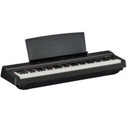 P121B  Yamaha 73-Key Weighted Digital Piano