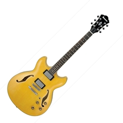 AS73-AA  Ibanez Electric - Yellow F Hole