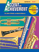 Accent On Achievement Baritone Bc 1 17093